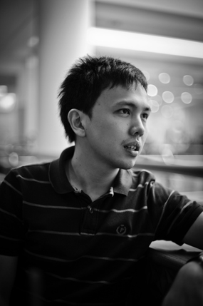 Wedding Photographer, Portrait – Vincent Cheng from Malaysia bio picture