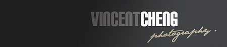 Wedding Photographer, Portrait – Vincent Cheng from Malaysia logo